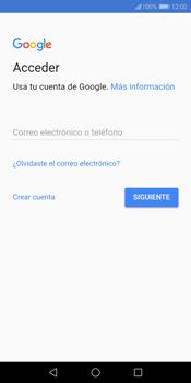 Crea una cuenta - Huawei Y7 (2018) - Passo 3