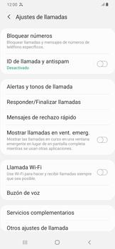 Cómo bloquear o desbloquear contactos - Samsung Galaxy A30 - Passo 7