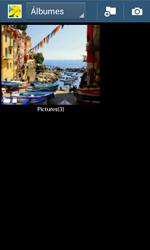 Transferir fotos vía Bluetooth - Samsung Galaxy Trend Plus S7580 - Passo 4