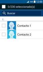 ¿Tu equipo puede copiar contactos a la SIM card? - Samsung Galaxy Core Prime - G360 - Passo 10