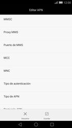Configura el Internet - Huawei Ascend Mate 7 - Passo 12