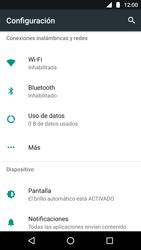 Desactiva tu conexión de datos - Motorola Moto G5 - Passo 3