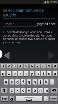 Crea una cuenta - Samsung Galaxy Note Neo III - N7505 - Passo 6