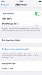 Configura el Internet - Apple iPhone 6 - Passo 4