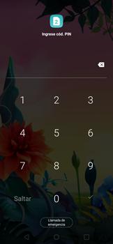 Configura el Internet - LG K50s - Passo 24