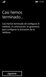 Activa el equipo - Microsoft Lumia 532 - Passo 15