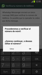 Configuración de Whatsapp - Samsung Galaxy S 3  GT - I9300 - Passo 6