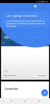 Descargar contenido de la nube - Samsung A7 2018 - Passo 8