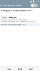 Configura el hotspot móvil - LG G3 D855 - Passo 6