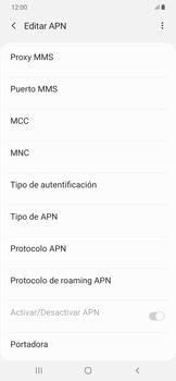 Configura el Internet - Samsung Galaxy A50 - Passo 12