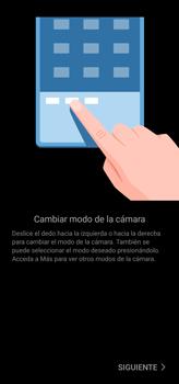 Cómo obtener informaciones con AI Lens - Huawei P40 Lite - Passo 3