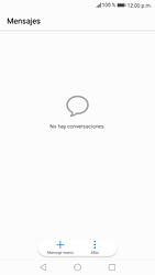 Envía fotos, videos y audio por mensaje de texto - Huawei P9 Lite 2017 - Passo 3