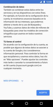 Crea una cuenta - Motorola Moto G6 Plus - Passo 13