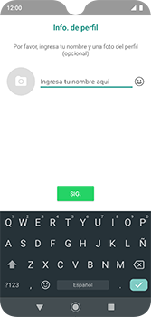 Configuración de Whatsapp - Motorola Moto G7 Plus - Passo 10