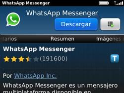 Instala las aplicaciones - BlackBerry Curve 9320 - Passo 14