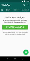 Configuración de Whatsapp - Motorola Moto E5 Play - Passo 11