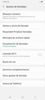 Cómo bloquear llamadas - Samsung Galaxy A31 - Passo 5