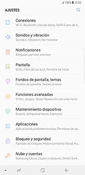 Verificar el uso de datos por apps - Samsung Galaxy Note 8 - Passo 3
