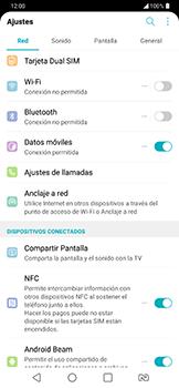 Comparte la conexión de datos con una PC - LG G7 Fit - Passo 3