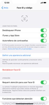 Desactivar la función antirrobo - Apple iPhone 11 - Passo 4
