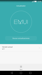 Actualiza el software del equipo - Huawei Ascend Mate 7 - Passo 6