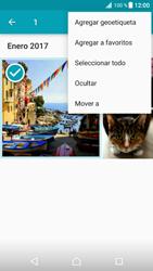 Transferir fotos vía Bluetooth - Sony Xperia XZ Premium - Passo 10