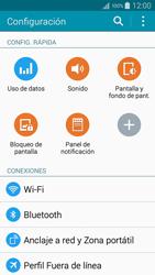 Comparte la conexión de datos con una PC - Samsung Galaxy A5 - A500M - Passo 4
