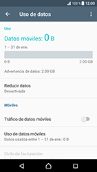 Desactiva tu conexión de datos - Sony Xperia XZ Premium - Passo 6