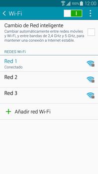 Configura el WiFi - Samsung Galaxy Note IV - N910C - Passo 8
