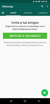 Configuración de Whatsapp - Samsung Galaxy S8+ - Passo 13