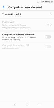 Configura el hotspot móvil - Huawei P Smart - Passo 6