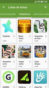 Instala las aplicaciones - Samsung Galaxy J7 Prime - Passo 11