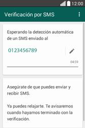 Configuración de Whatsapp - LG L40 - Passo 7