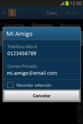 Envía fotos, videos y audio por mensaje de texto - Samsung Galaxy Fame GT - S6810 - Passo 6