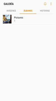 Transferir fotos vía Bluetooth - Samsung Galaxy J7 Prime - Passo 5