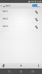 Configura el WiFi - Sony Xperia M2 Aqua D2303 - Passo 6
