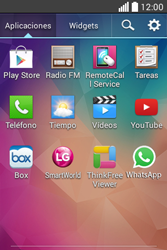 Configuración de Whatsapp - LG L40 - Passo 3