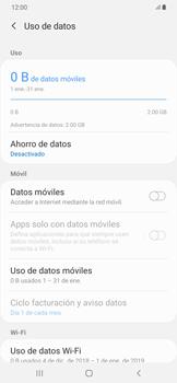 Desactiva tu conexión de datos - Samsung Galaxy A50 - Passo 6