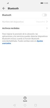 Conecta con otro dispositivo Bluetooth - Huawei Nova 5T - Passo 5