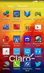 Instala las aplicaciones - Alcatel Pop S3 - OT 5050 - Passo 3