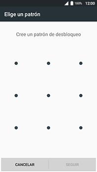 Desbloqueo del equipo por medio del patrón - Alcatel POP 4 Plus - 5056 - Passo 7