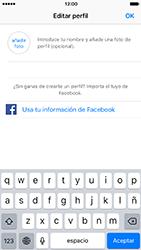 Configuración de Whatsapp - Apple iPhone 7 - Passo 12