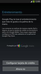 Crea una cuenta - Samsung Galaxy S4  GT - I9500 - Passo 21