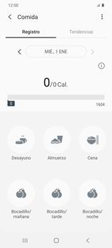 Cómo funciona el Samsung Health - Samsung Galaxy S20 - Passo 17