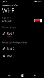 Configura el WiFi - Microsoft Lumia 535 - Passo 8