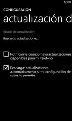 Actualiza el software del equipo - Nokia Lumia 820 - Passo 7