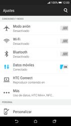 Desactiva tu conexión de datos - HTC Desire 626s - Passo 3