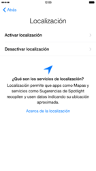 Activa el equipo - Apple iPhone 6 Plus - Passo 11