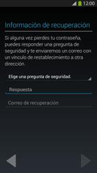Crea una cuenta - Samsung Galaxy S4  GT - I9500 - Passo 11