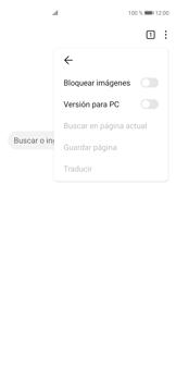 Minimizar el consumo de datos del navegador - Huawei P40 - Passo 6